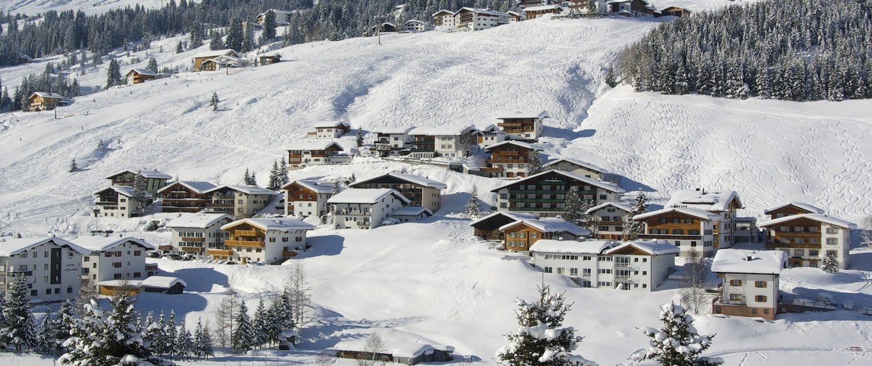 Lech am Arlberg Umgebung