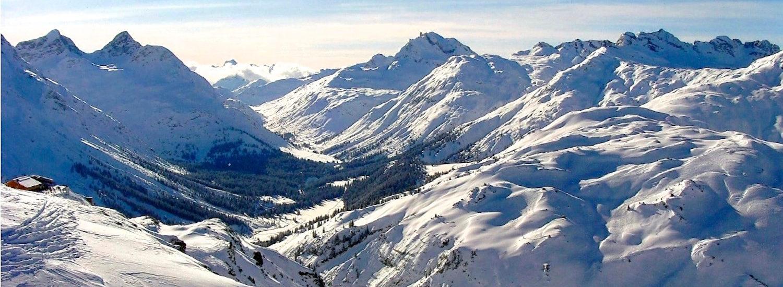 Bergfoto von Lech am Arlberg (Fritz Vögel)