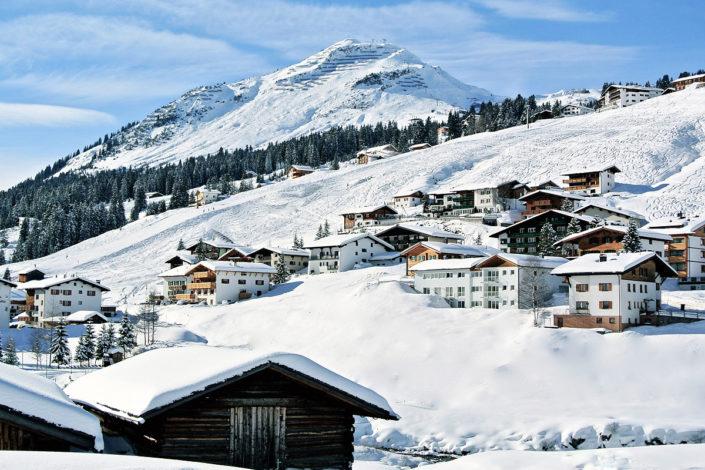 Chalet Schneekristall in Lech am Arlberg