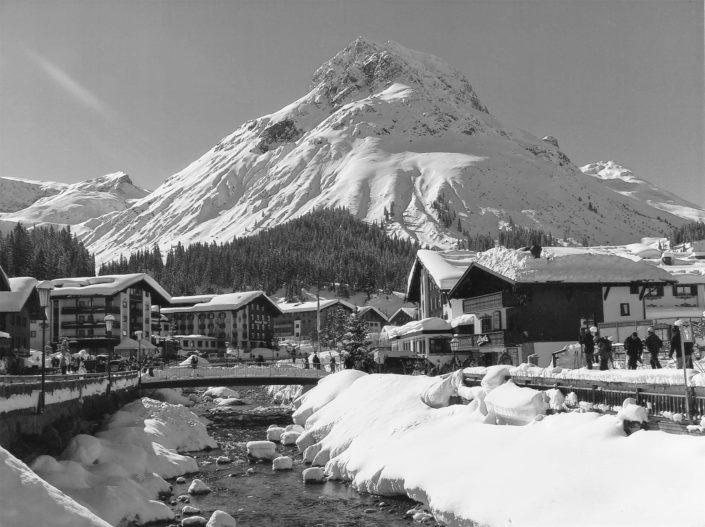 Lech am Arlberg - Dorf